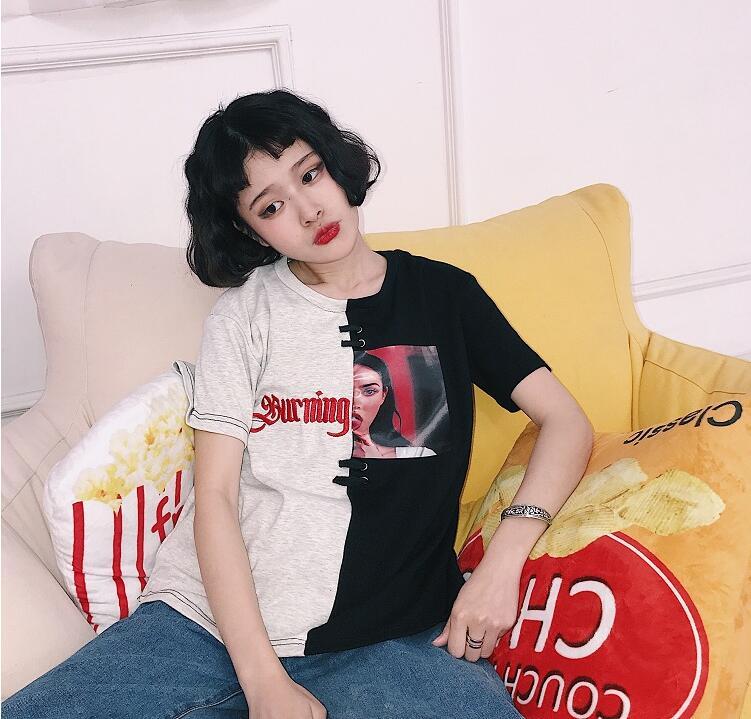 HTB1YsFrQVXXXXbgXFXXq6xXFXXXP - Red/Black Burning Passion T shirt PTC 121