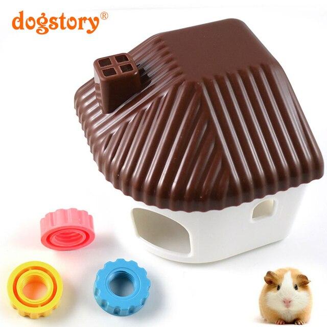 Draagbare Huisdier Hamster Bewoners Slaapkamer Kleine Dieren Hamster ...