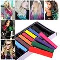 Professional 1 Pack Set Hair Color Chalk Popupar Temporary Hair Color Beautiful Convenient Super Hair Dye Crayons