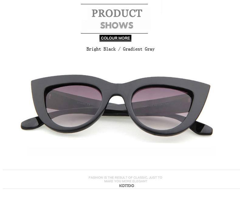 HTB1YsGseEMgYeJjSZFGq6xsMXXad - Rose Gold Cat Eye Sunglasses For Women Pink Mirror Shades Female Sun Glasses Black White Coating Cateye Aviation Oculos 2018