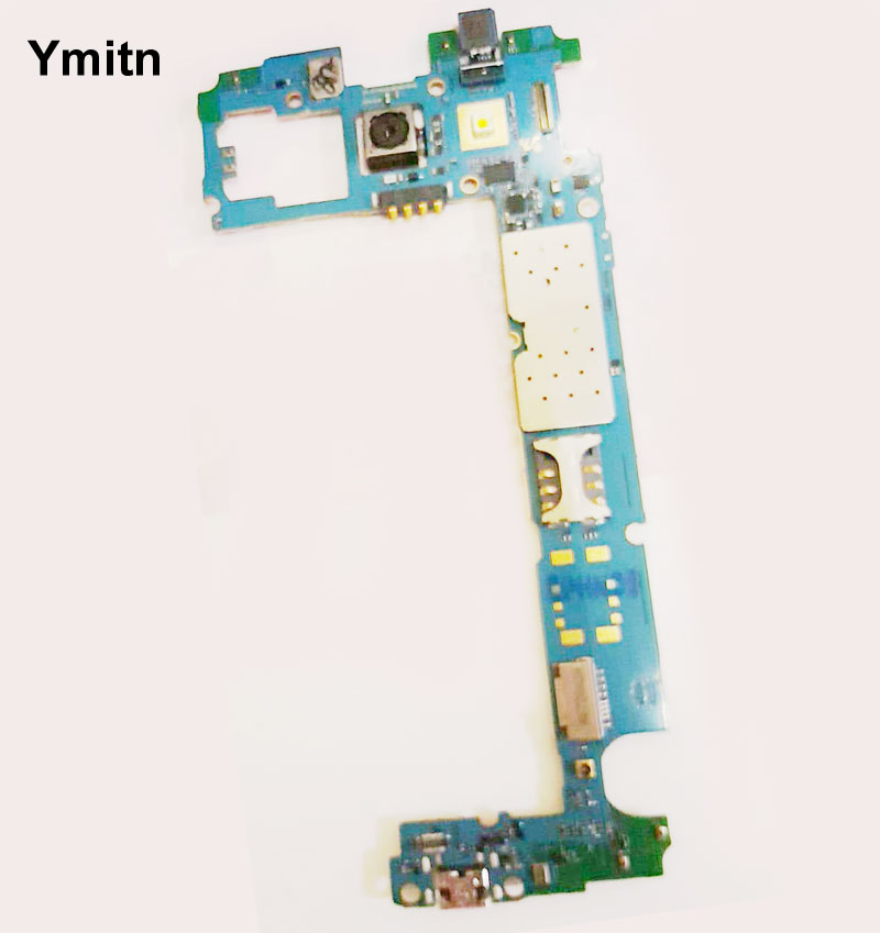 Ymitn Funcionando Bem Desbloqueado Com Chips & Internacional OS Mainboard Para Samsung Galaxy J5 2016 J510 J510F Motherboard Placa Lógica