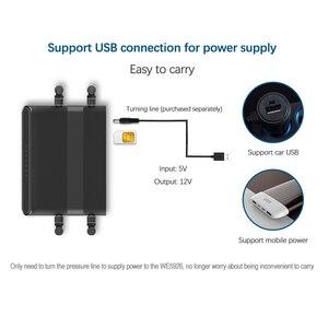Image 3 - Wi Fi ルータ 300 sim カードスロットと 4 5dbi アンテナ 150mbps のサポート vpn pptp と l2tp 、 openvpn の wifi 4 4g lte モデムルータ WE5926