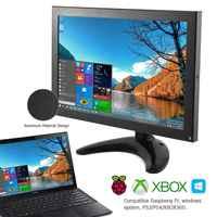 Сенсорный экран Elecrow Raspberry pi, 10,1 дюйма, IPS ЖК-дисплей 1280x800, FULL HD монитор, TFT, VGA, LCD, HDMI, встроенный 3-дюймовый динамик