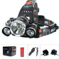 XM-L T6 LED 3T6 Rechargeable Headlamp Headlight Torch Cycling Bike Bicycle LED Head Lamp fishing Ligh