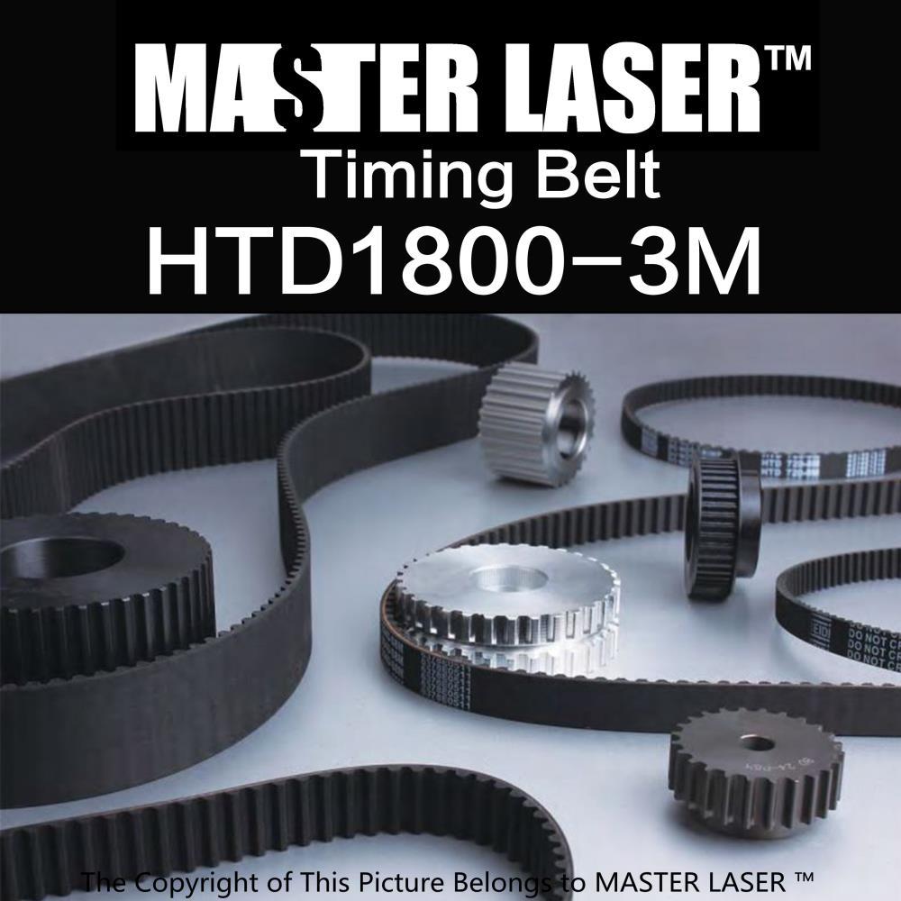 Timing Belt for Laser Machine Timing Belt  HTD309-3M