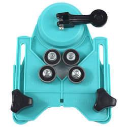 Регулируемый 4-83 мм алмазного сверла плитка Стекло кольцевая пила бит руководство с вакуумной базы присоски плитка стекло отверстия Locator