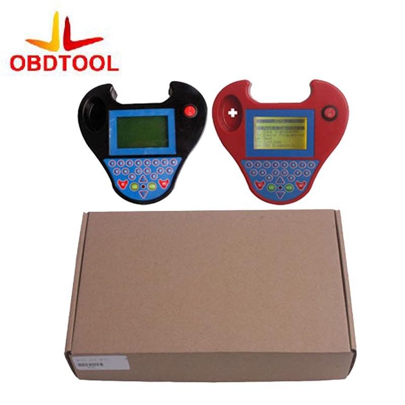 Smart Mini Zed Bull Key Programmer Zed-Bull Software V508 Car Key Transponder Mini Zedbull Key Maker No Need Tokens