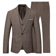 2019 New Style Men Suits Fashion Mens Business Wedding Suit latest waistcoat designs for men tuxedo costume homme mariage
