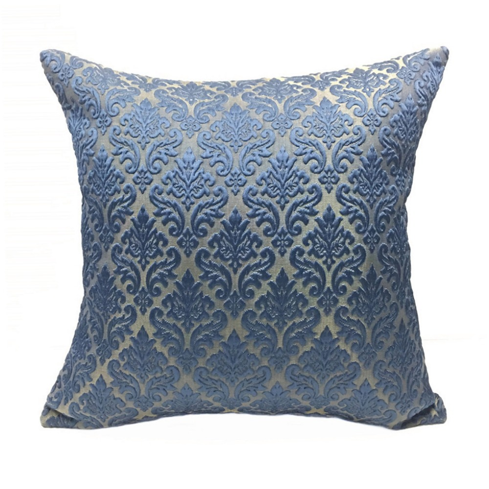 Small Throw Pillow Cases : Online Buy Wholesale damask pillow cover from China damask pillow cover Wholesalers Aliexpress.com