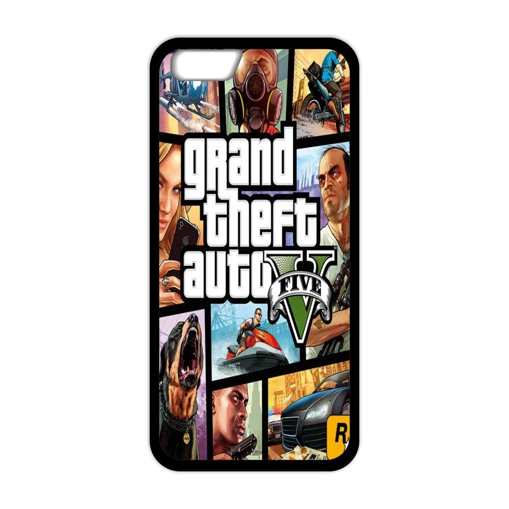 coque iphone 7 plus gta