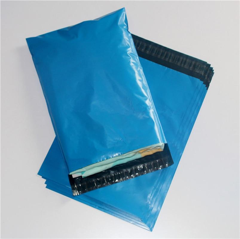 100 copë Posta plastike qese Premium Cilësi polifonash Postim - Magazinimi dhe organizimi në shtëpi - Foto 6
