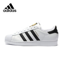38ec4c0b7 Adidas Official Superstar Classics Men s and Women s Unisex Skateboarding Shoes  Sneakers C77124 4-10.5 UK