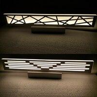 2017 Verllas Modern LED Lighting Fixtures For Bathroom Mirror Makeup Lights New Design Wall Scandinavian Sconces