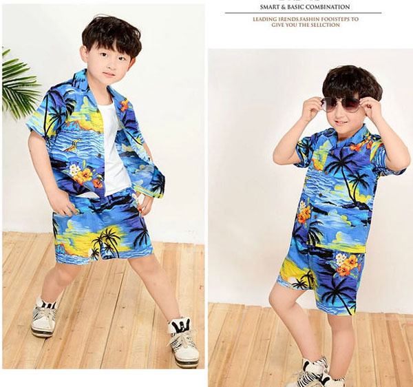 Popular Girls Hawaiian Shirts-Buy Cheap Girls Hawaiian Shirts lots from China Girls Hawaiian ...