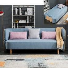 купить linen hemp fabric sectional sofas  Living Room Sofa set furniture alon couch puff asiento muebles de sala canape sofa bed cama по цене 54944.68 рублей