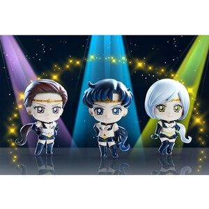 Image 3 - PrettyAngel Original Megahouse Petit Chara marin étoile étoiles marins lune figurines lot de 5 pièces