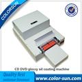 NEW Multi-function  CD DVD UV disc coating machine