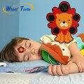 1 PCS Dos Desenhos Animados Etiqueta Digital BabyThermometers Lcd Testa Corpo Febre Nenhum Mercúrio Termômetros Médicos de Cuidados de Segurança Para Crianças