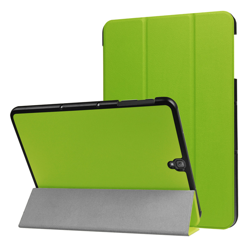 2In1 Tablet Case For Samsung Galaxy Tab S3 9.7 SM-T820 T825 T820 Cover Funda Kids Safe Shockproof PU Leather Case Tablet