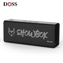 Doss showbox bluetooth динамик звуковая система портативный