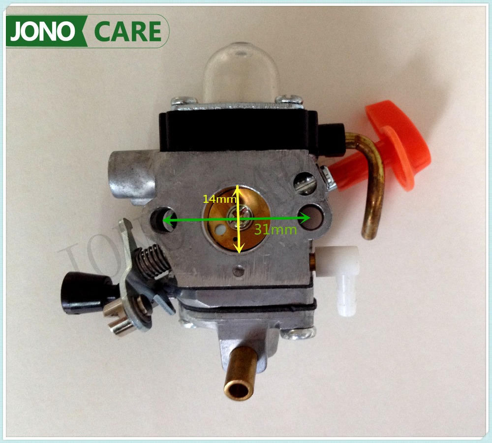 Carburetor carb For Stihl FS87 FS90 FS100 KM100 FS110 KM110 FS130 KM130 HT130 Trimmer Engine Spare Parts ZAMA C1Q-S173 S174 S176 mayirt gear box head for fs130 fs120 fs110 fs100 fs90 fs85 fs80 trimmer brushcutter lawn mover parts new