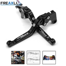 WITH LOGO For HONDA CBR300R 2014-2016 Motorcycle Accessories Brake Clutch Levers 2014 2015 2016