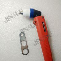 Cutting Torch Body Plasma Cutting Torch Head P80 For LGK100 Plasma Cutter