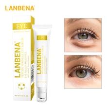 LANBENA Anti-Aging Wrinkle Remove Dark Circles Eye Serum Moisturizing Eye Care Anti-Puffiness Beauty Essence все цены