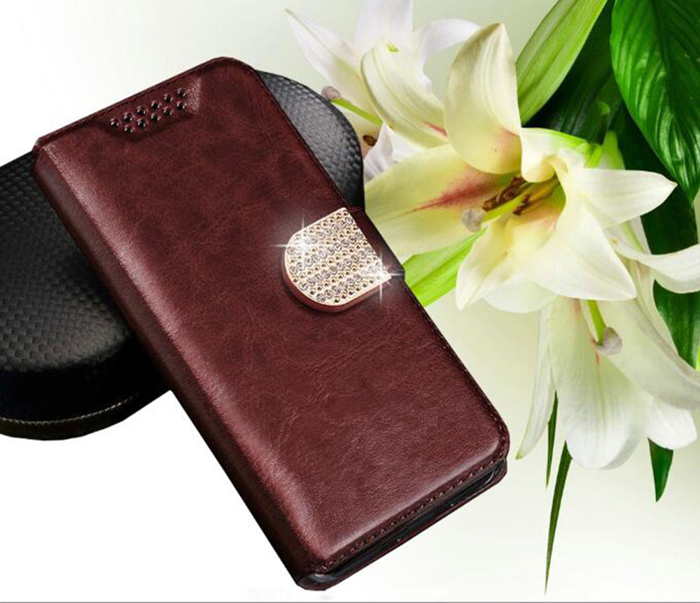 Hot sale! Wallet Case For Fly IQ4505 ERA Life 7 Flip stand Case Pu Leather Fashion protect phone bag