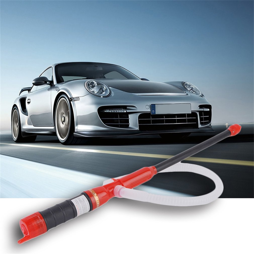Durable Universal Automobile Vehicle Original Liquid Transfer Siphon Pump Battery Powered easy to install and use electric liquid transfer pump universal battery powered electric outdoor car auto vehicle fuel gas transfer suction pump liquid