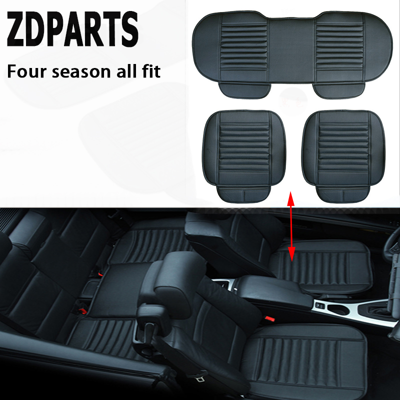 Pad Cushion-Seat-Covers XC90 Superb Skoda Octavia Volvo V70 Car-Styling for A5 A7 2/Rapid/Fabia/..
