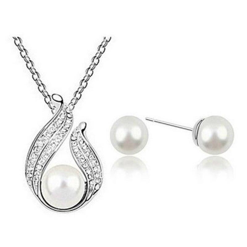 New arrival ! 2015 Exquite Pearl Necklace Simple elegant design ...
