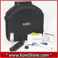 Inspección Y Kit de Herramientas de Limpieza De Fibra Óptica económica KomShine KIC-07E Para SC FC ST LC Fibra Conectores