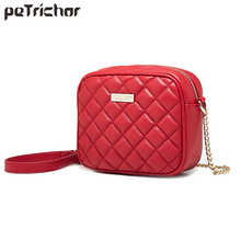Petrichor 2019 Hot Flap Ladies Luxury PU Shoulder Bag Fashion Women Crossbody Messenger Bags Chain Mini Handbag sac main femme - DISCOUNT ITEM  42% OFF All Category