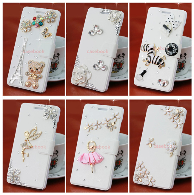TZ Samsung J7 Case,3D Deluxe Butterfly Bling Diamond Handmade Case Cover Galaxy J700  -  YunJia Technology Limited store