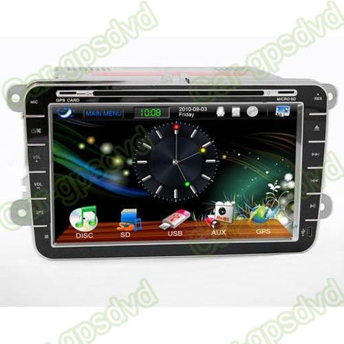 2006- 2011 VW Passat B6 GPS Navigation DVD Player ,TV,Multimedia Video Player system+Free GPS map+Free camera+ Free shipping
