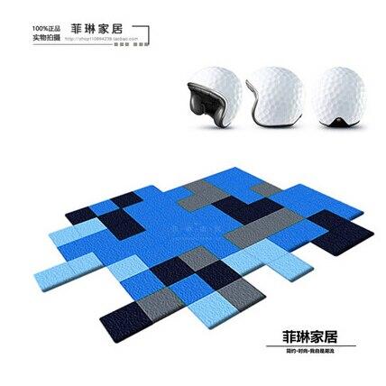 Современные ковры ручной работы для гостиной, спальни, модный креативный журнальный столик, диван, инопланетянин, индивидуальность, тренд, ковер на заказ - Цвет: C