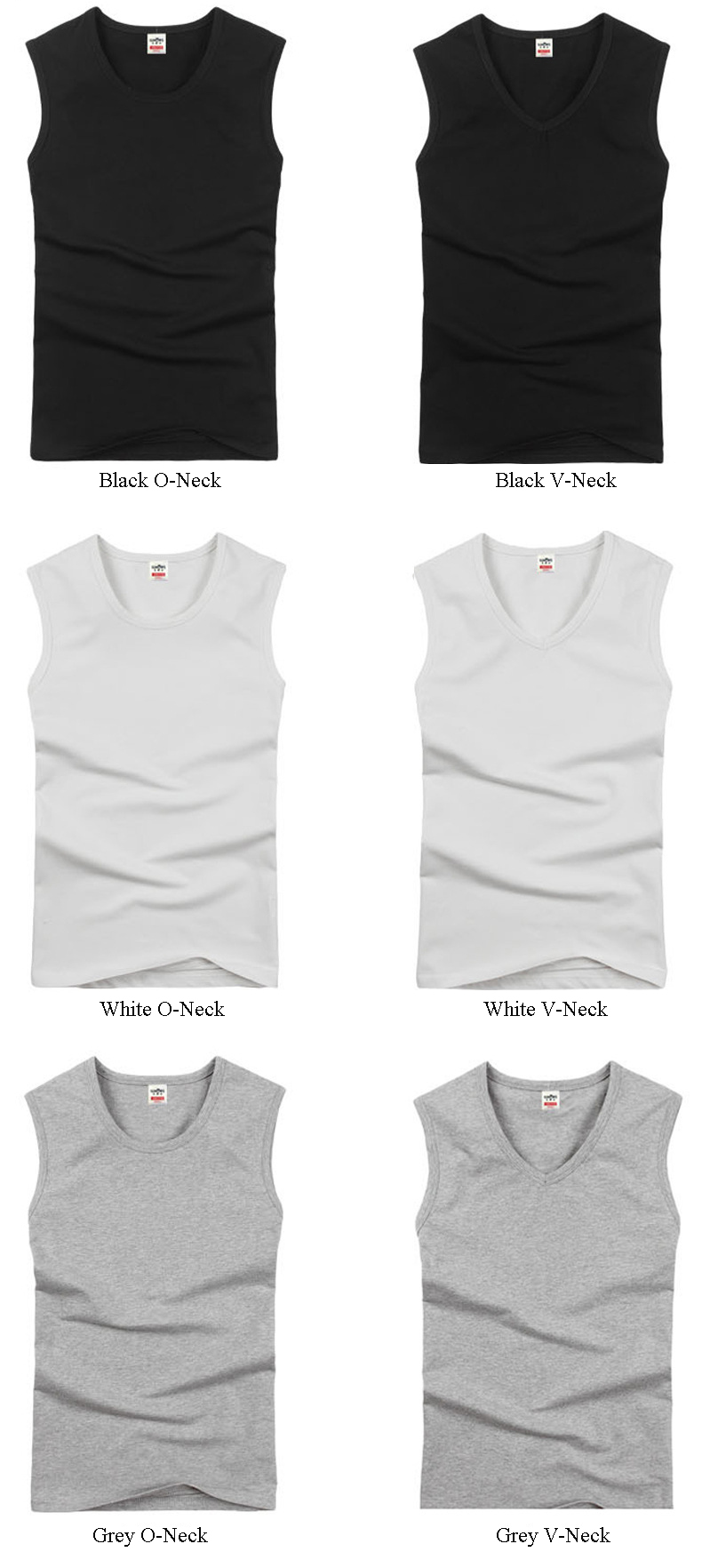 ツ)_/¯2017 nuevos hombres de la llegada Camisetas de tirantes ...