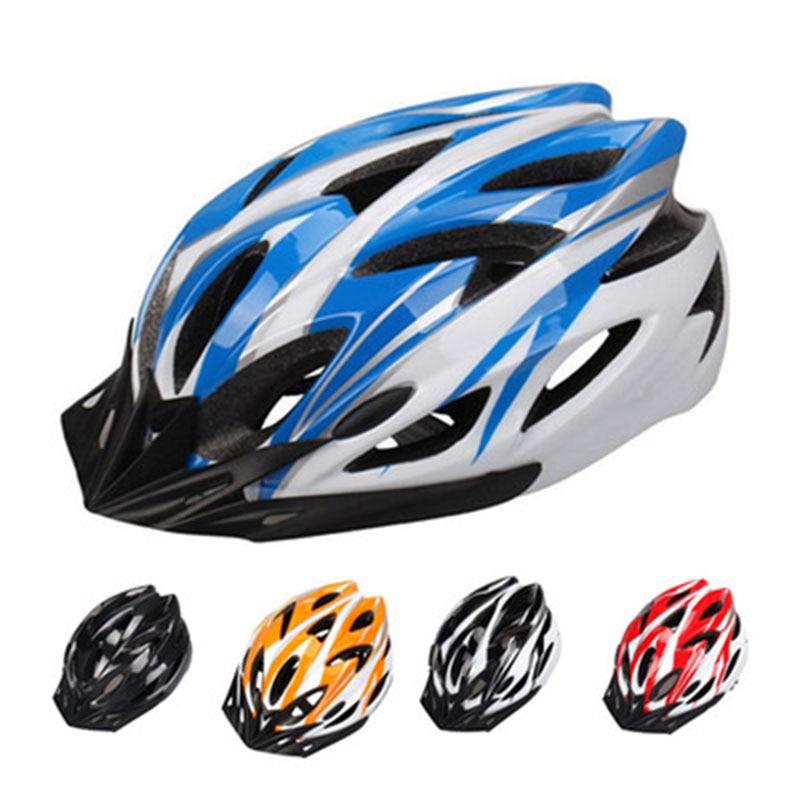 Регулируемый велосипедный шлем MTB Велоспорт велосипед спортивный шлем безопасности Супер катания на горных велосипедах шлем