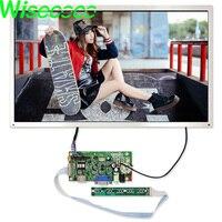 LCD 1366x768 רזולוציה גבוהה 15.6 אינץ IPS פנל LCD? V1 G156XW01 עם לוח נהג VGA HDMI עבור מסך פרסום (1)