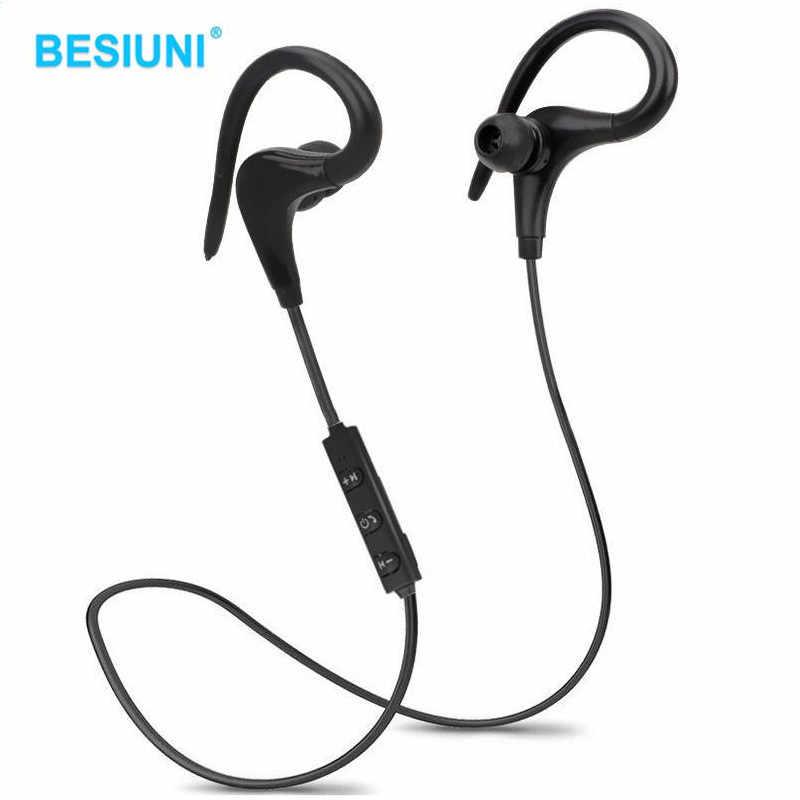 Bluetooth Wireless Earphones Sport Running Headset Earbuds With Microphone Bt 1 Headphone For Phone Samsung Lg Aliexpress
