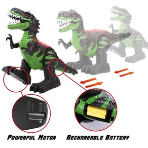 Image 5 - 원격 제어 로봇 공룡 장난감 교육 완구 어린이를위한