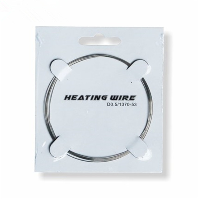 Resistance heating wire Nichrome wire DIY Alloy wire for Foam Cutter ...