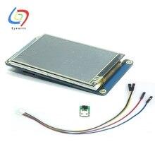МИГАНИЕ Nextion 3.2 «TFT 400X240 Сенсорный Экран HMI ЖК-Дисплей Модуль С Сенсорной Панелью для arduino TFT raspberry pi