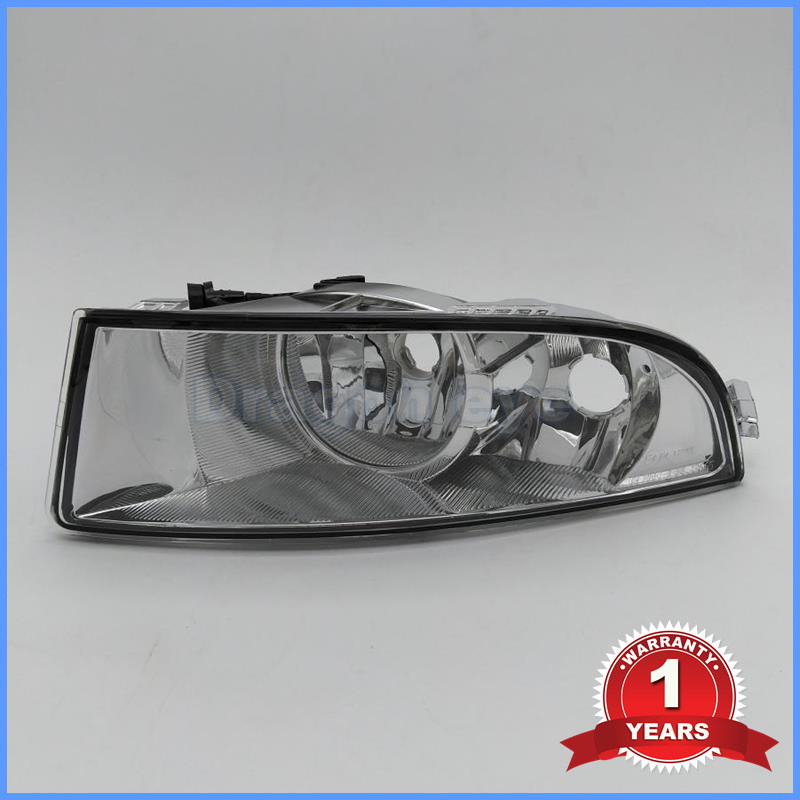 Free Shipping For Skoda Octavia A6 MK2 FL 2009 2010 2011 2012 2013 New Front Halogen Fog Light Fog Lamp Left Side free shipping for skoda octavia sedan a5 2005 2006 2007 2008 left side rear lamp tail light
