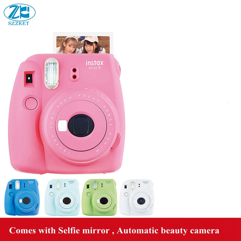 instax mini9 an imaging camera photo printer phase machine mini8 upgrade