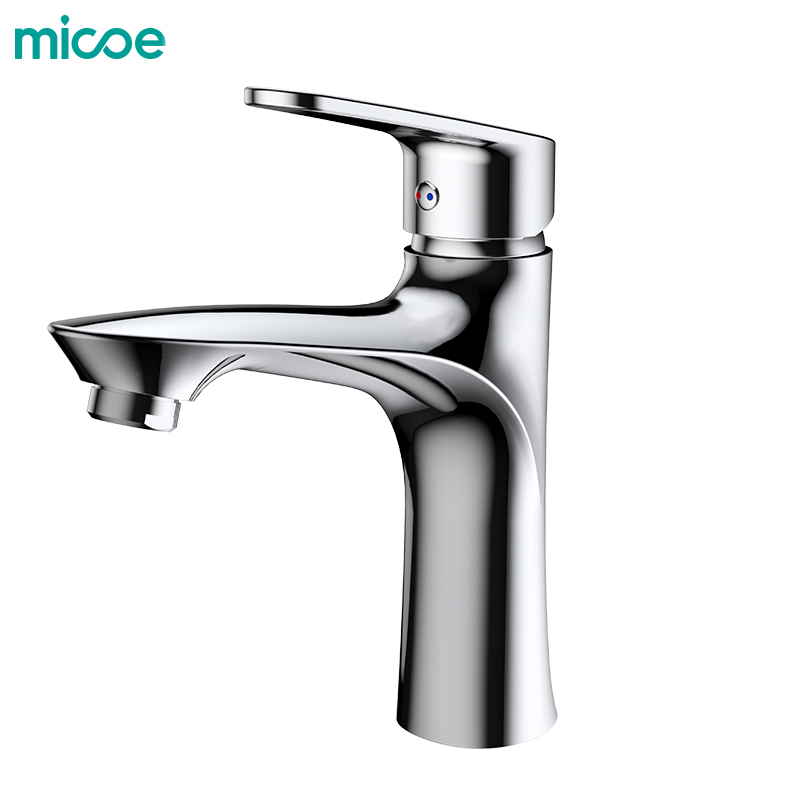 Micoe kitchen faucet cold and hot stainless kitchen taps 360 swivel single handle 2-Function Water Outlet sink mixer tap MC-200A kitchen faucets kitchen water tap stainless steel kitchen sink faucet single handle tall spout wash basin mixer taps xt 95