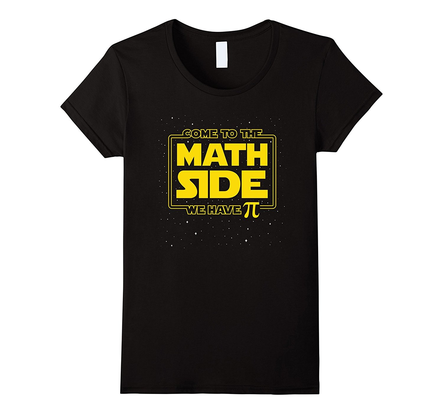 Pi Day Funny T-Shirt - Come To The Math Side We Have Pi Gift 2018 Summer Style Casual Cotton Woman T Shirt Punk Tops