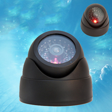 Fake Surveillance Security Fake Camera Indoor Home Resturant Outdoor Waterproof CCTV Dome Dummy Cameras Shaped Decoy Video