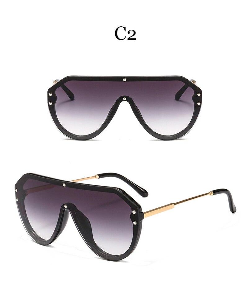 2019 New F Watermark One-piece Sunglasses PC Copy Film Men Women Sunglasses Girls Personality Colorful Fashion Wild Sun Glasse (8)